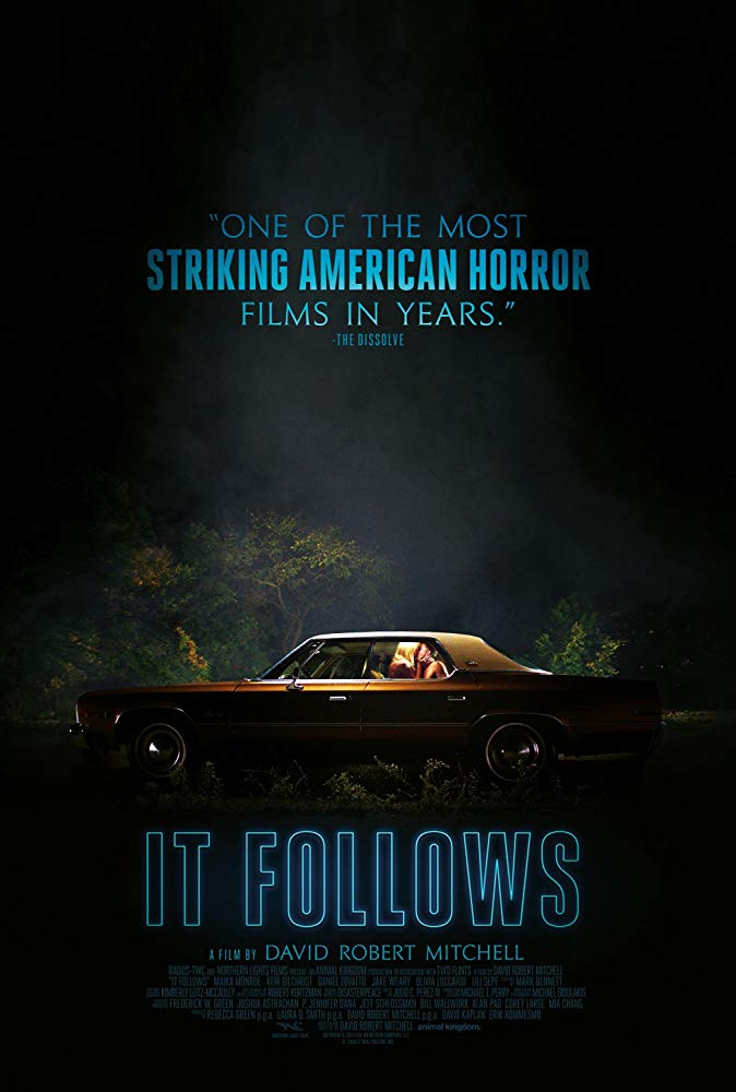"""""""It Follows"""": tra sesso, morte e horror (D. R. Mitchell, 2004)"""