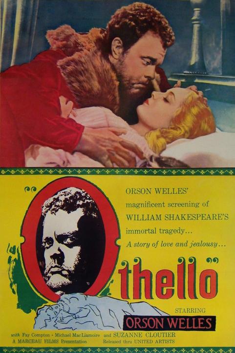 """Orson Welles ha diretto la propria versione di """"Otello"""""""