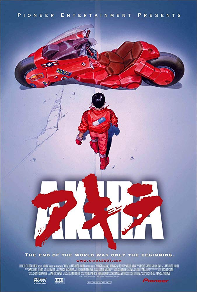 """""""Akira"""" (K. Ôtomo, 1988)"""
