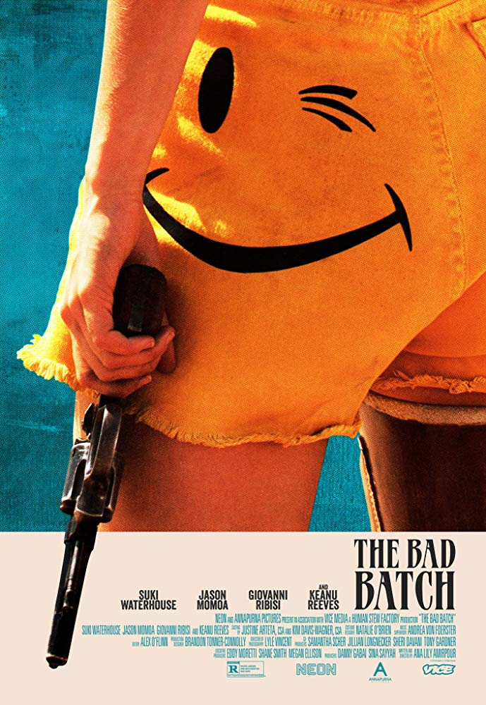"""The Bad Batch"" di Amirpour, Tarantino insegna"