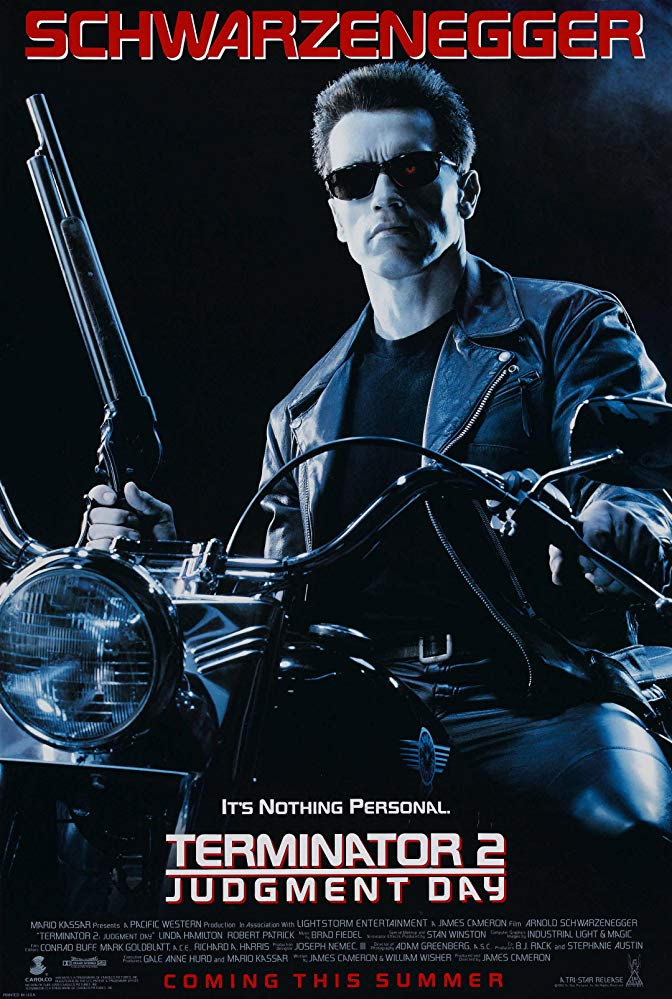 """Terminator 2"" (J. Cameron, 1991)"