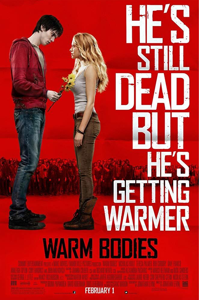 """Warm Bodies"" (Jonathan Levine, 2013)"