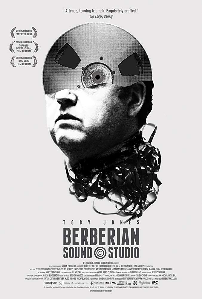 """""""Berberian Sound Studio"""" è un buon horror, e ne parliamo qui"""
