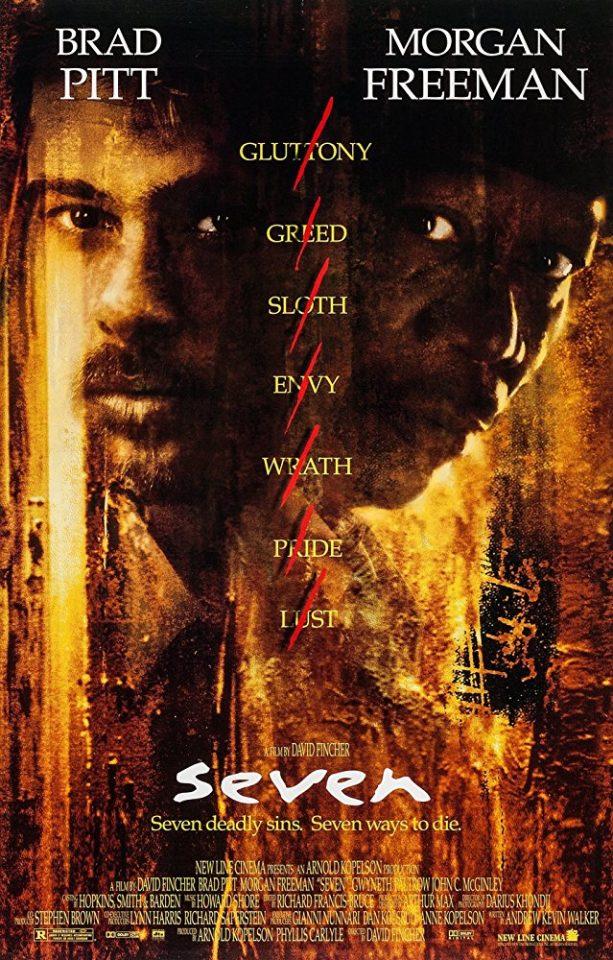 Seven (D. Fincher, 1995)