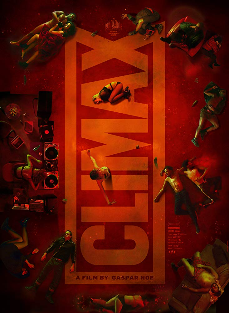 """""""Climax"""" di Gaspar Noé ti trascina nel baratro allucinogeno"""