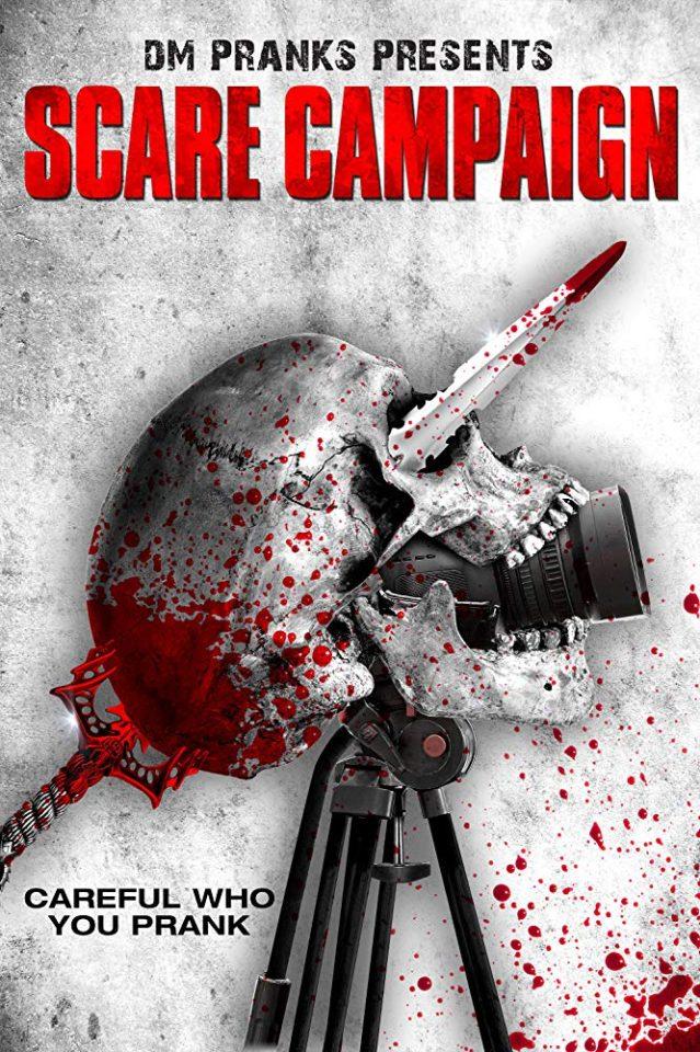 """""""Scare campaign"""" (Cameron e Colin Cairnes, 2016)"""