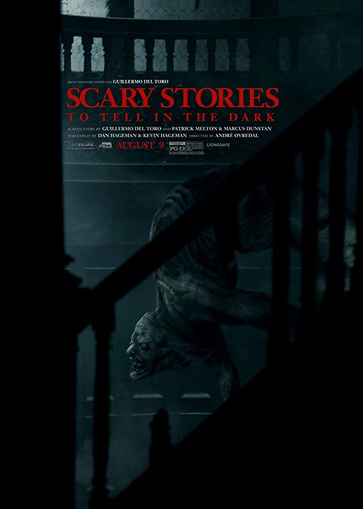 "Tra CGI e favole nere: ""Scary Stories to Tell in the Dark"" (A. Øvredal, 2019)"