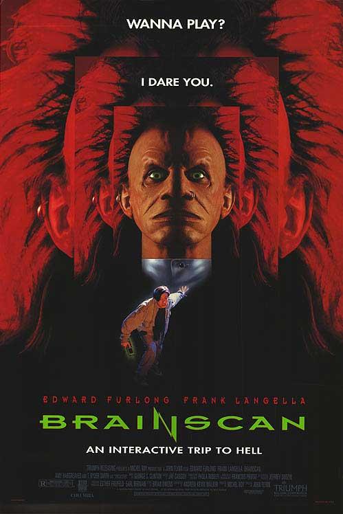 Brainscan – Il gioco della morte (J. Flynn, 1994)