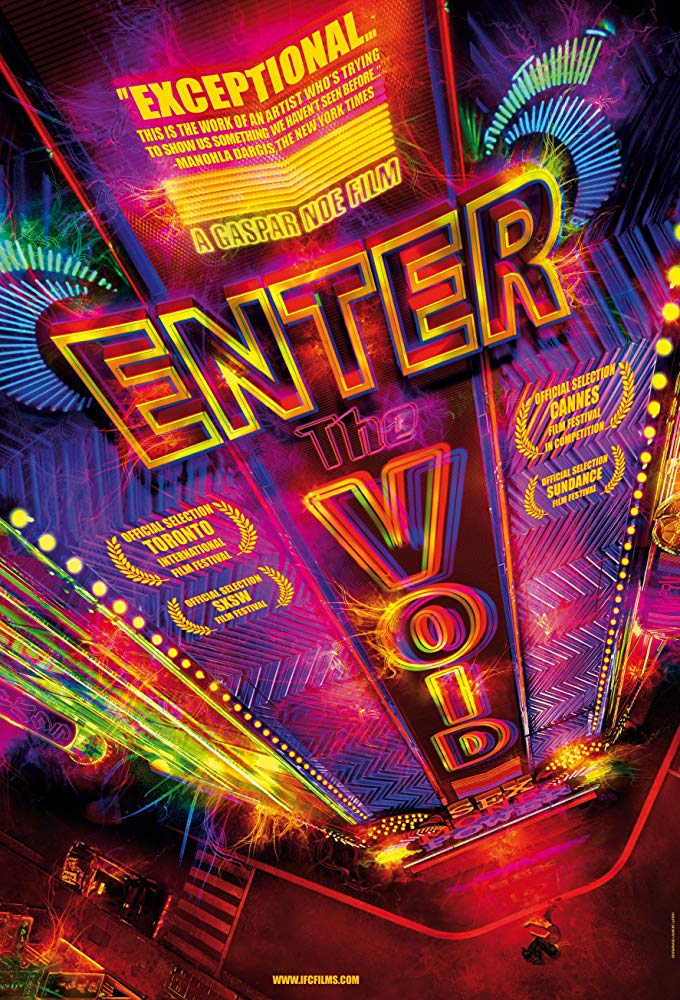 Enter the void (G. Noè, 2009)