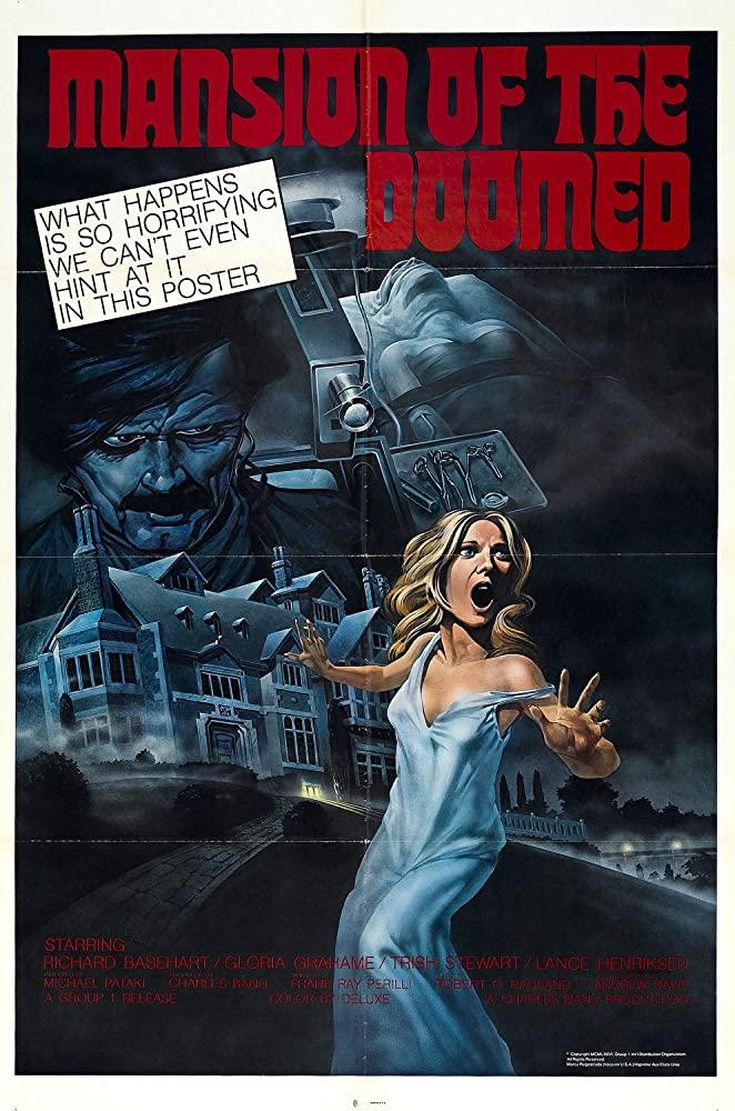 Massacre Mansion (Terrore nel buio, 1976, M. Pataki)