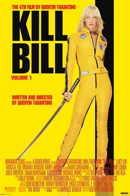 """Tarantino e gli omaggi al cinema di arti marziali: """"Kill Bill Vol. 1"""""""