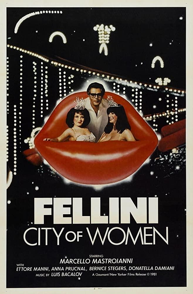 """""""La città delle donne"""" è una satira felliniana contro il femminismo acritico"""