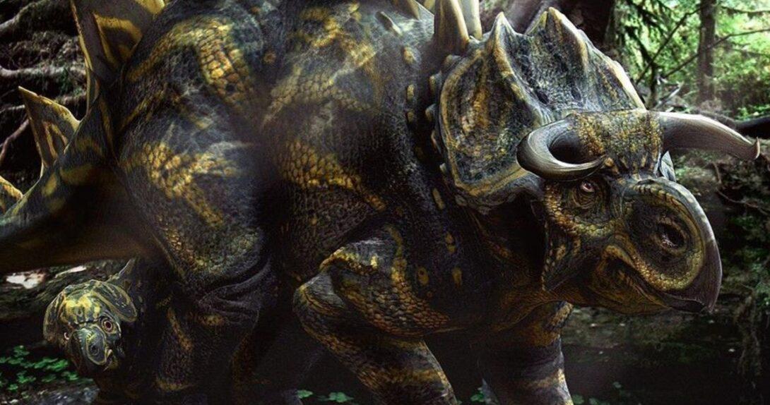 Jurassic World: ecco il dinosauro ibrido di Ian Joyner