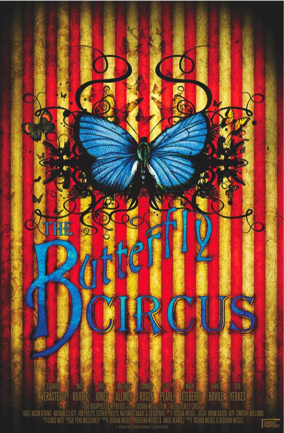 """The butterfly circus (""""Il circo della farfalla""""), J. Weigel"""