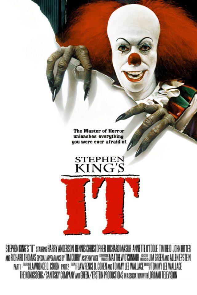"""""""IT"""" è l'horror kinghiano più famoso che ci sia (Tommy Lee Wallace, 1990)"""
